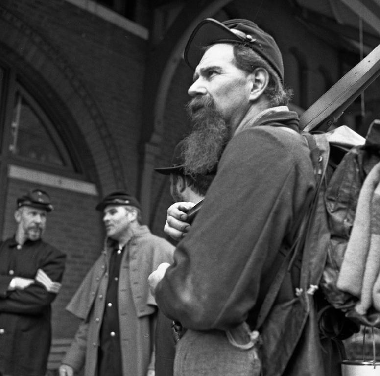 War at the Station