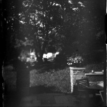 First homemade 120 film